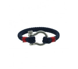 Armband heren blauw - Mr.Mistor