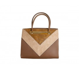 Handtas Brown - David Jones
