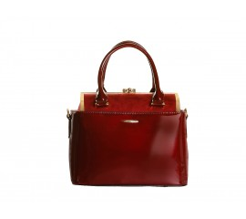 Handtas Bordeaux - David Jones