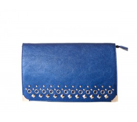 Clutch Navy - LYDC London