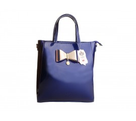 Shopper Dark Blue - LYDC London