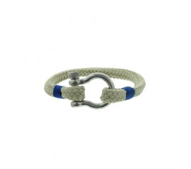 Armband heren beige - Mr.Mistor